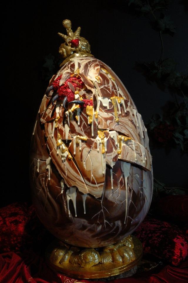 Điều gì khiến một quả trứng lại có giá hơn nửa tỷ đồng? - 8