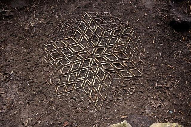 Tĩnh lại để chiêm ngưỡng những vòng tròn đá cuội tĩnh lặng - 12