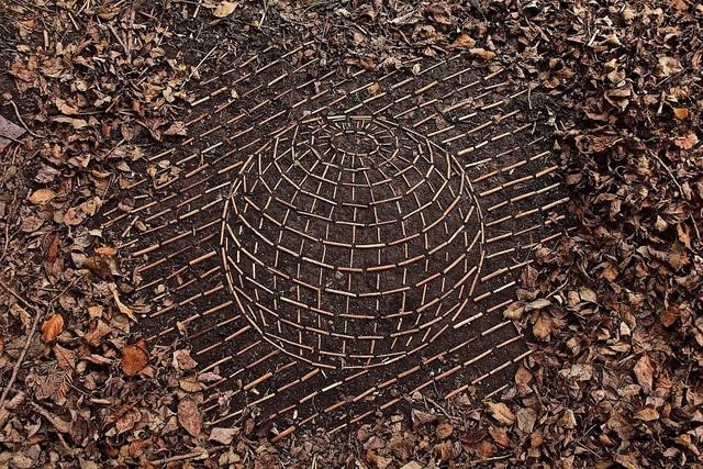 Tĩnh lại để chiêm ngưỡng những vòng tròn đá cuội tĩnh lặng - 18