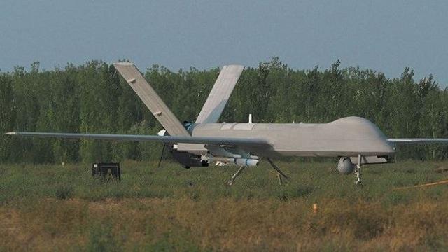 Máy bay không người lái CH-4 bị coi là nhái theo UAV Predator của Mỹ