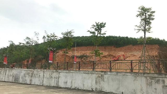 """""""Đất tặc"""" rầm rộ hoành hành ngay cạnh Khu di tích quốc gia Truông Bồn? - 6"""