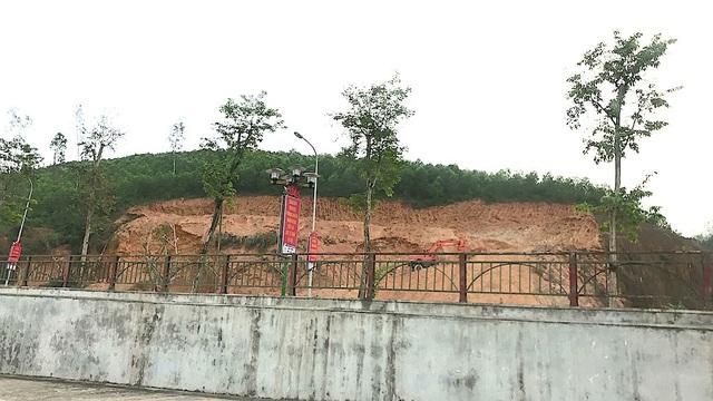 """""""Đất tặc"""" rầm rộ hoành hành ngay cạnh Khu di tích quốc gia Truông Bồn? - 8"""