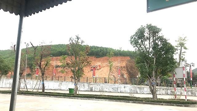 """""""Đất tặc"""" rầm rộ hoành hành ngay cạnh Khu di tích quốc gia Truông Bồn? - 9"""