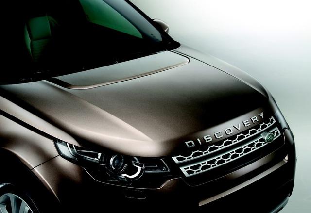 Land Rover Discovery Sport - SUV hạng sang cho người ưa trải nghiệm - 6