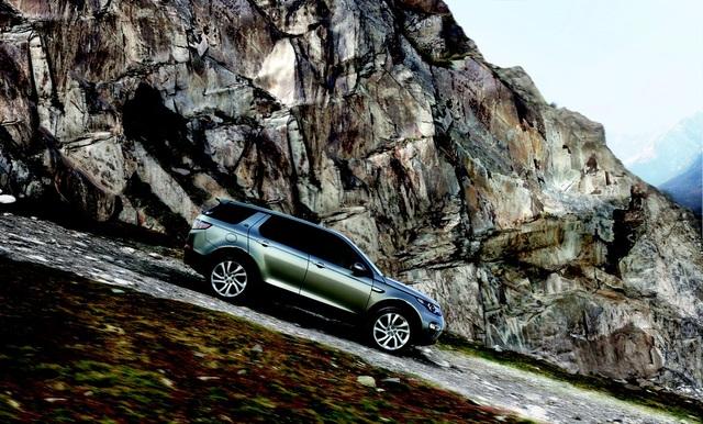 Land Rover Discovery Sport - SUV hạng sang cho người ưa trải nghiệm - 5