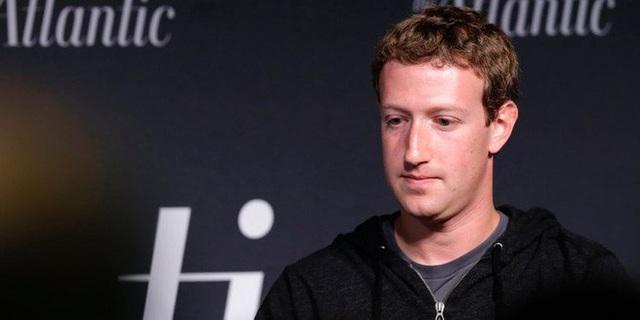 Mark Zuckerberg mua quảng cáo trên hàng loạt báo lớn để xin lỗi - 1