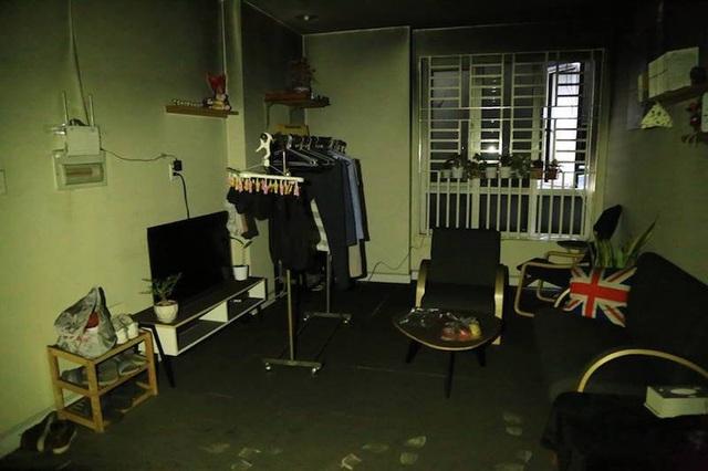 Bên trong một căn hộ sau vụ hoả hoạn