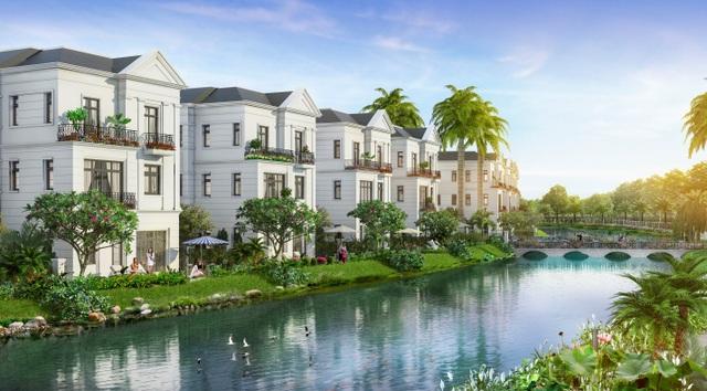 Vinhomes Riverside – The Harmony - biểu tượng của phong cách sống xanh