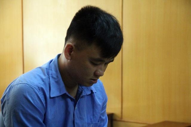 Bị cáo Phong lãnh 5 năm tù.