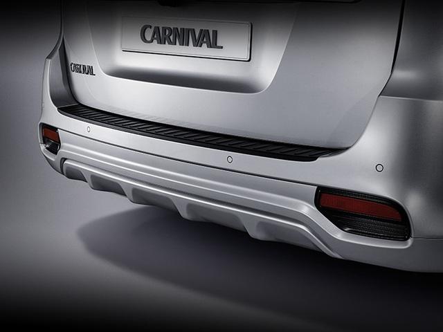Kia giới thiệu Carnival/Sedona phiên bản nâng cấp - 3