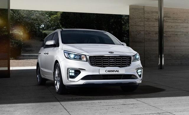 Kia giới thiệu Carnival/Sedona phiên bản nâng cấp - 6