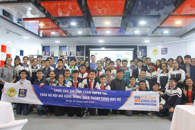 Hội thảo là cơ hội giao lưu tuyệt vời giữa các học sinh Việt Nam với bạn bè quốc tế.