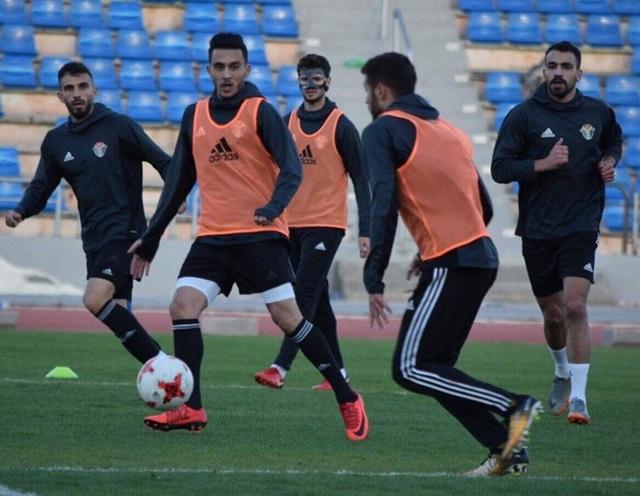 Đội tuyển Jordan sở hữu lứa cầu thủ đầy chất lượng