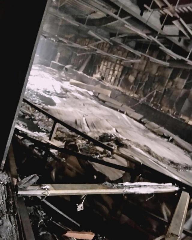 Hiện chưa có con số thống kê cụ thể về thiệt hại vật chất của trung tâm thương mại Winter Cherry. Trong khi đó cơ quan điều tra đã tạm giữ 4 người để điều tra vụ việc, trong đó có chủ sở hữu trung tâm thương mại và những người thuê kinh doanh tại đây. (Nguồn: Siberian Times)