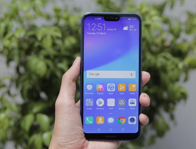 Những smartphone nổi bật bán ra thị trường trong quý I/2018 - 3