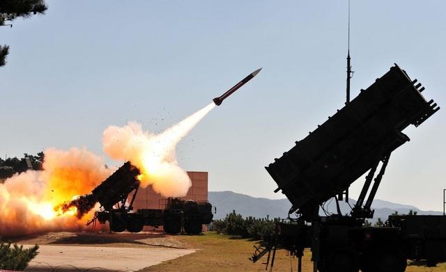 Hệ thống phòng thủ MIM-104 Patriot (Ảnh minh họa: National Interest)