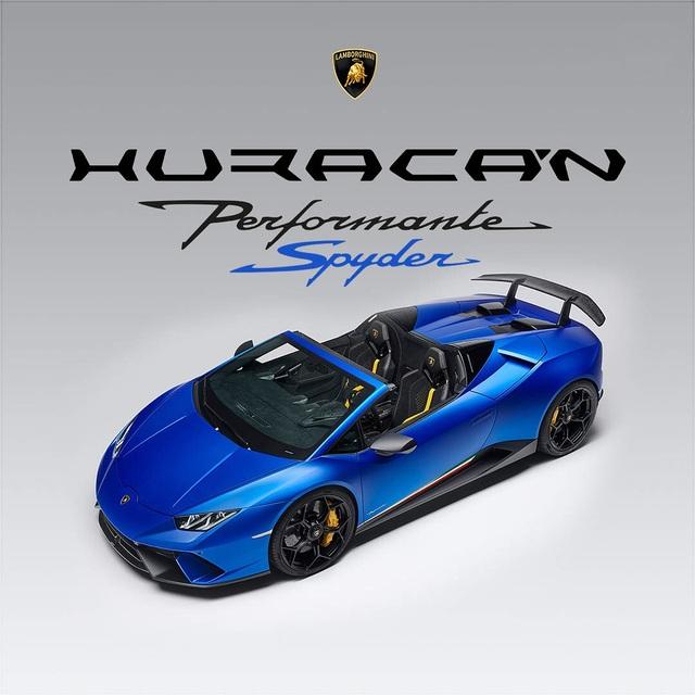 Lamborghini Hà Nội nhận đặt hàng Huracan Performante - 1