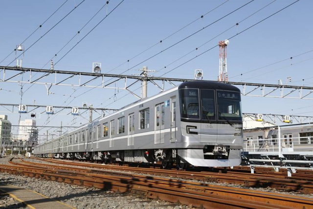 Một tuyến đường sắt đô thị của công ty Tokyo Metro tại Nhật Bản. (Nguồn: The Japan Times)
