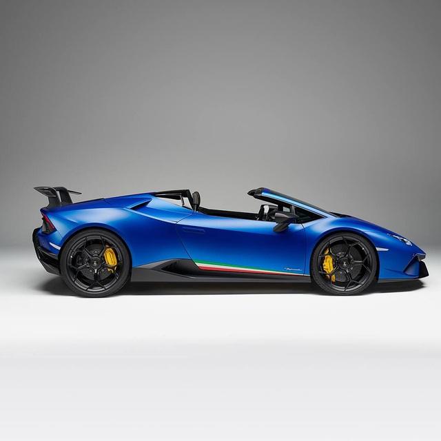 Lamborghini Hà Nội nhận đặt hàng Huracan Performante - 2