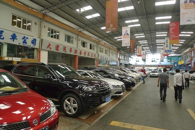 Trung Quốc đang dẫn dắt thị trường ô tô toàn cầu - 1