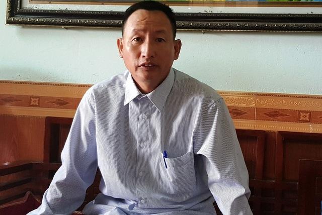 Ông Nguyễn Văn Thịnh - Xóm trưởng xóm 7, xã Nghi Vạn cho biết: Phía xóm cũng đã nhiều lần có ý kiến phản ánh lên xã về sự việc này.