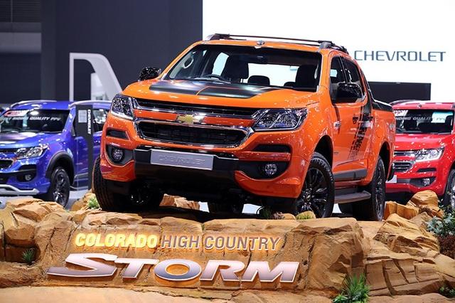 Chevrolet Colorado có thêm nhiều phụ kiện làm đẹp - 5
