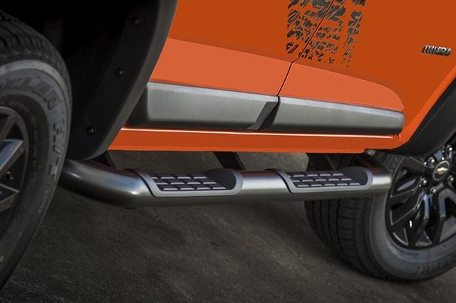 Chevrolet Colorado có thêm nhiều phụ kiện làm đẹp - 10