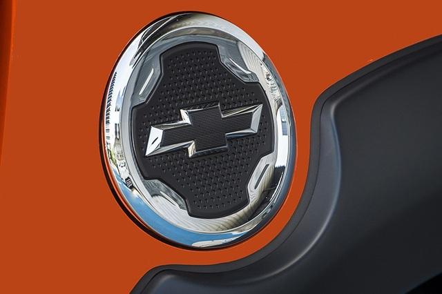Chevrolet Colorado có thêm nhiều phụ kiện làm đẹp - 9