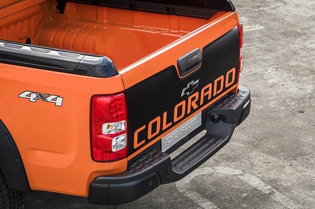 Chevrolet Colorado có thêm nhiều phụ kiện làm đẹp - 11