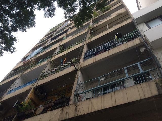 Ông Hải yêu cầu làm nhanh 2 lối thoát hiểm cho chung cư 14 Nguyễn Thị Nghĩa