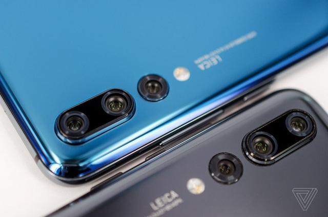 """Cận cảnh Huawei P20 Pro camera 68 """"chấm"""" vượt cả iPhone X - 7"""