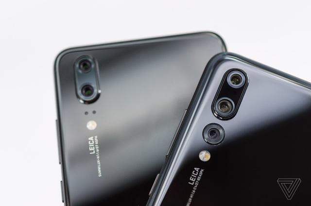 """Cận cảnh Huawei P20 Pro camera 68 """"chấm"""" vượt cả iPhone X - 5"""
