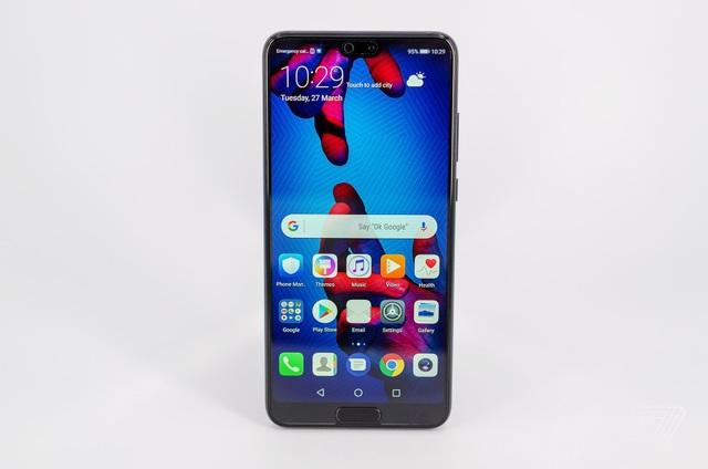 """Cận cảnh Huawei P20 Pro camera 68 """"chấm"""" vượt cả iPhone X - 3"""