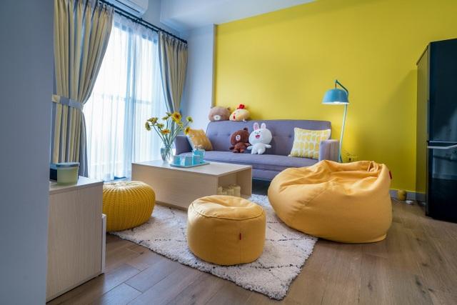 Điểm mấu chốt cho một thiết kế đẹp là phải lên được tổng thể trước, về phong cách nào, màu chủ đạo mình mong muốn rồi mới đi tìm các nội thất phù hợp.