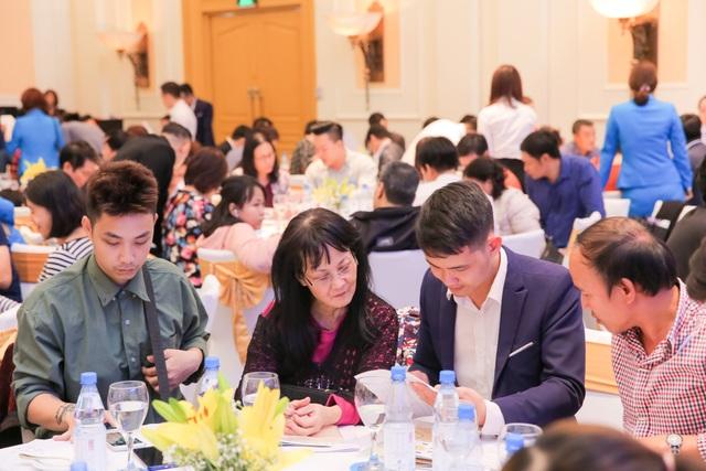 Sự kiện ra mắt dự án Golden Park thu hút hàng trăm khách hàng tham dự