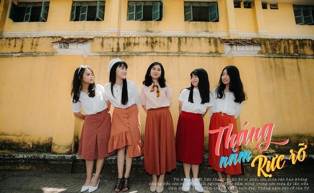 """Kỷ yếu đậm phong cách """"Tháng năm rực rỡ"""" của học sinh Sài Gòn - 10"""