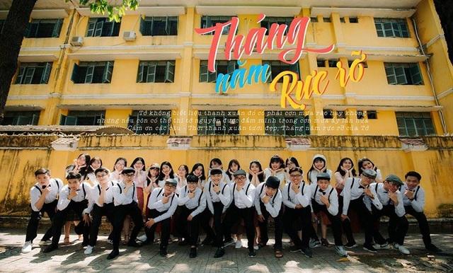 """Kỷ yếu đậm phong cách """"Tháng năm rực rỡ"""" của học sinh Sài Gòn - 11"""