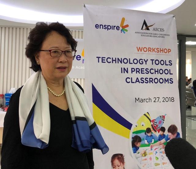Tiến sĩ Christine Chen