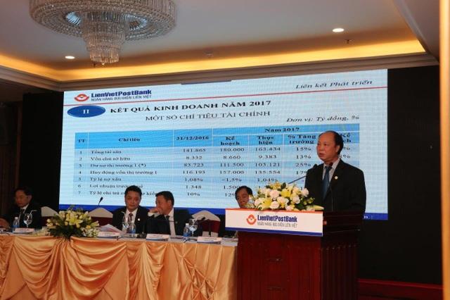 Ông Nguyễn Đình Thắng - tân Chủ tịch LienVietPostBank