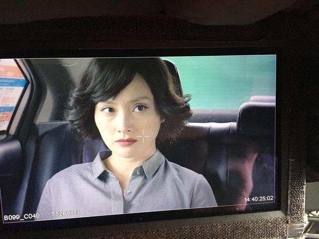 Tạo hình nhân vật của Lan Phương trong phần 2 Cả một đời ân oán.