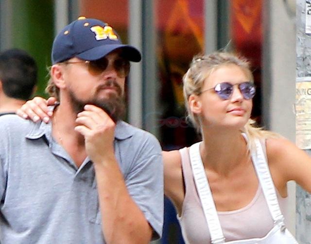 Leonardo DiCaprio cũng từng hẹn hò người mẫu của tạp chí Sports Illustrated - Kelly Rohrbach