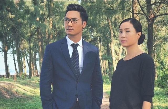 Cặp đôi Mạnh Trường - Hồng Diễm sau 20 năm trong phim.