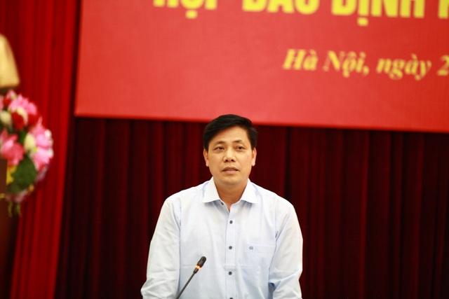 Thứ trưởng Nguyễn Ngọc Đông trả lời tại họp báo