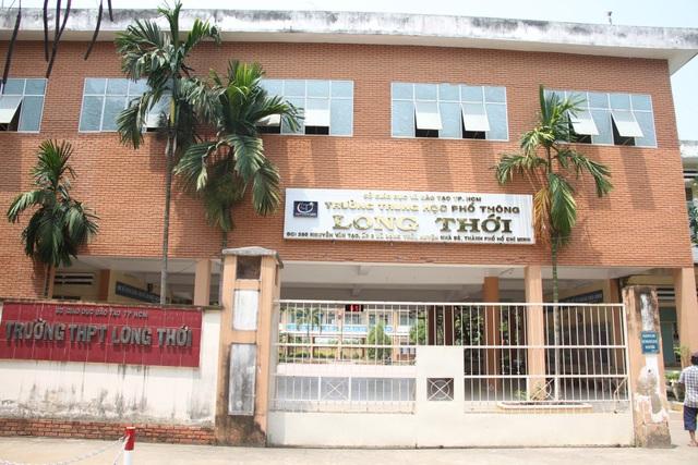 Hiệu trưởng Trường THPT Long Thới, Nhà Bè, TPHCM sẽ bị xem xét kỷ luật vì để xảy ra sự việc cô giáo lên lớp không giảng bài trong thời gian dài