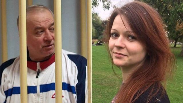 Cha con cựu điệp viên Sergei Skripal - hai nhân vật chính trong vụ căng thẳng ngoại giao giữa Nga và phương Tây (Ảnh: Getty)