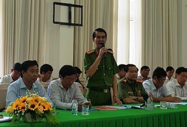 Đại tá - Vũ Văn Tảo, Phó Giám đốc Sở Cảnh sát PCCC TP Cần Thơ cho biết, nếu trong thời gian tới chủ đầu tư không khắc phục nếu không khắc phục thì kiến nghị thu hồi giấy phép hoạt động