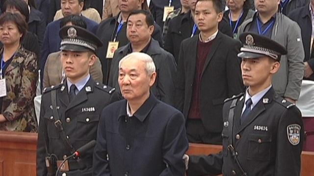 Ông Zhang Zhongsheng bị kết án tử hình. (Ảnh: SCMP)