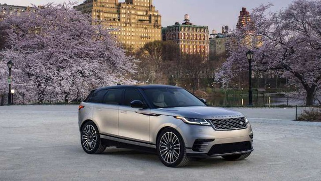 Range Rover Velar - Thiết kế xe của năm 2018