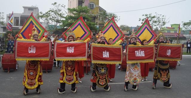 Lễ hội cầu ngư của người dân biển ở quận Thanh Khê - Đà Nẵng vừa diễn ra trong ngày 3/3 (nhằm 16 tháng Giêng âm lịch)