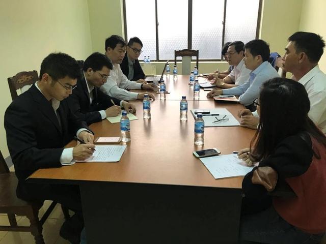 Công ty CPXD điện VNECO1 hợp tác cùng tập đoàn  Huayun Chiết Giang (Trung Quốc) - 1
